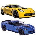 C7 Corvette 2015 Z06 Die-Cast Model 1:24 Scale