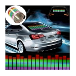 C3 C4 C5 C6 C7 Corvette 1968-2014+ LED Music Rhythm Car Sticker