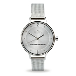 C3 C4 C5 C6 C7 Corvette 1968-2014+ Ladies Corvette Skagen Steel Watch