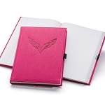 C7 Corvette 2014+ Debossed Pink Journal