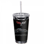 C3 Corvette 1978 Pace Car 16oz To Go Cup