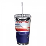 C3 Corvette 1968-1982 Beach Corvette 16oz To Go Cup