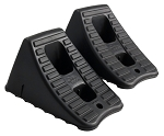 Heavy Duty Wheel Chocks - Set of 2