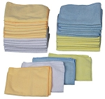 Microfiber Cleaning Cloths - 32pc