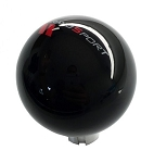 C6 Corvette Grand Sport 2010-2013 Black Shift Knob w/ Grand Sport Logo
