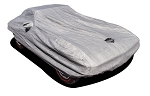 C2 Corvette 1963-1967 Indoor/Outdoor SoftShield Car Cover w/ Tote & Cable Lock