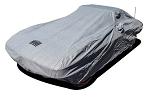 C2 Corvette 1963-1967 The Wall Car Cover - Indoor/Outdoor
