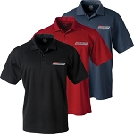C7 Corvette Z06 2015+ Mens Logo Polo