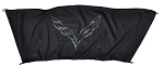 C7 Corvette Stingray / Z06 / Grand Sport 2014+ Upper Cargo Shade - Logo Selection