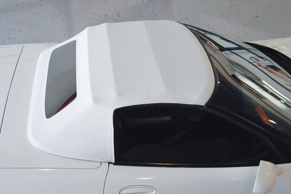 C5 Corvette 1998 2004 Convertible Top Replacement Color