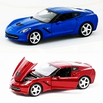 C7 Corvette Stingray 2014+ Diecast Model 1:24/1:18