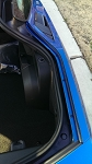 C7 Corvette Stingray / Z06 / Grand Sport 2014+ Hatch / Convertible Clean Seals - Keeps Your Hatch Debris Free