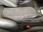 Corvette C6 Centennial Edition Suede Center Console Arm Rest