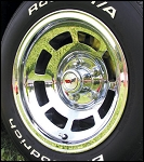 C3 Corvette 1968-1982 YJ8 Aluminum Wheels Restoration Quality - Multiple Styles