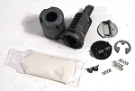 C4 Corvette 1984-1996 Door Lock Cylinder Kit - Uncoded