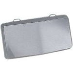 C4 Corvette 1984-1996 Front License Plate Housing