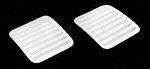 C4 Corvette 1984-1996 ACI Collector Hood Louvers