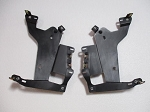 C5 Corvette 1997-2004 Headlight Door Mounting Brackets
