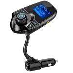 Bluetooth FM Transmitter/MP3 Player/Radio/USB Charger - Car Plugin Kit