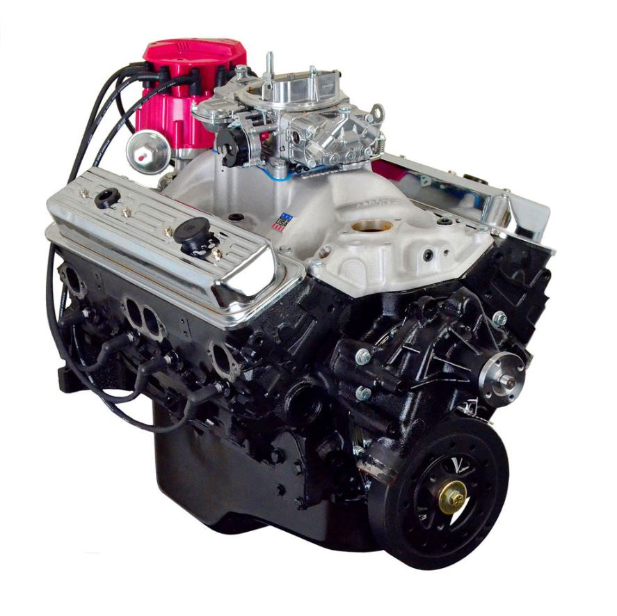 Chevy Small Block ATK 350 Vortec Complete Engine - 290HP ... on
