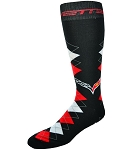 C7 Corvette 2014-2019 Fan Nation Trouser Sock