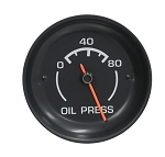 C3 Corvette 1975-1976 Oil Pressure Gauge Dash Unit