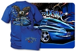 C2 Corvette 1965 Live to Drive T-Shirt