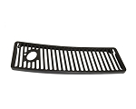 C2 Corvette 1963-1967 Wiper Grille - Black
