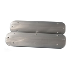 C6 C7 Corvette 2005-2014+ Billet Aluminum LS Series Smooth Coil Cover - Multiple Finishes Available