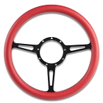 C2 C3 C4 Corvette 1963-1996 Classic Billet Aluminum Steering Wheel - Multiple Finishes Available