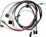 C2 Corvette 1966-1967 AC Harness w/ Heater Wiring