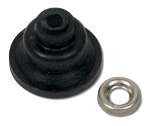 C2 Corvette 1963-1967 Washer Pump Bellows Kit