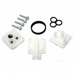 C2 Corvette 1963-1967 Washer Pump Rebuild Kit - White Deluxe