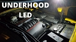 C5 C6 Corvette 1997-2013 Underhood LED Light Replacement
