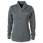 C7 Corvette Stingray 2014+ Ladies Shoreline Half-Zip Sweater
