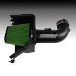 C7 Corvette Stingray 2014+ Green Filter Performance Cold Air Intake