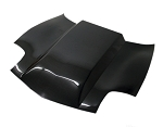 C5 Corvette 1997-2004 Cowl Induction Carbon Fiber Hood