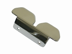 C2 Corvette 1964-1967 Seat Belt Buckle Brackets