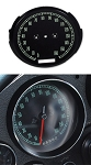 C2 Corvette 1965-1967 Speedometer Face