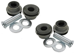 C2 C3 Corvette 1963-1982 Rear Trailing/Control Arm Bushing Kit
