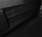 C6 Corvette 2005-2013 Speed Line Side Molding Pair - Black or Primer