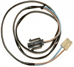 C3 Corvette 1979-1980 Right Power Window Wiring Harness - Without Power Locks