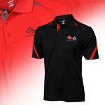 C3 Corvette 1968-1982 Racing-Inspired Embroidered Polo