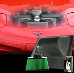 C5 Corvette Base / Z06 1997-2004 Hurricane Air Intake System