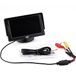 4.3 Inch LCD Display Monitor for Reverse / Back-Up Cameras