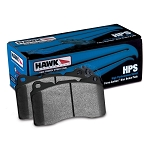 C4 Corvette 1988-1996 Hawk HPS Ferro-Carbon Brake Pads - Front & Rear Options