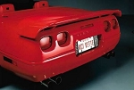 C4 Corvette 1984-1996 ACI Rear Street Wing
