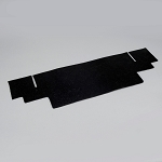 C4 Corvette 1985-1989 Air Filter Water Deflector