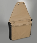 C5 Corvette 1997-2004 Two-Tone Leather Route Bags