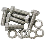 C3 Corvette 1978-1982 Lap & Shoulder Seat Belt Bolt Kit